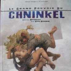 Cómics: CHININKEL- EDITORIAL CASTERMAN. Lote 37616885