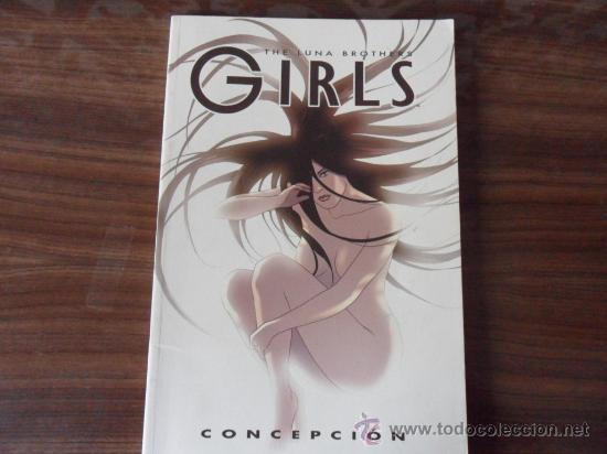 GIRLS - CONCEPCION - PLANETA DE AGOSTINI (Tebeos y Comics - Comics otras Editoriales Actuales)