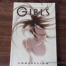 Cómics: GIRLS - CONCEPCION - PLANETA DE AGOSTINI. Lote 37636685