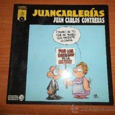 Cómics: COLECCION BATRACIO Nº 1 JUANCARLERIAS DE JUAN CARLOS CONTRERAS EDICIONES BATRACIO AMARILLO . Lote 37683752