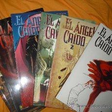 Cómics: EL ÁNGEL CÁIDO COMPLETA - NORMA 9 TOMOS - PETER DAVID, DAVID LÓPEZ Y JK WOODWARD. Lote 41033517