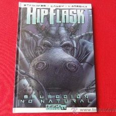 Cómics: HIP FLASK Nº 1. EDITORIAL DOLMEN. Lote 37744061