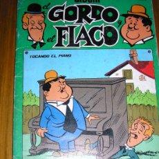 Cómics: ALBUM EL GORDO Y EL FLACO (TOCANDO EL PIANO) - Nº 7 - EDIT. NEW COMIC - ESPAÑA - 1990. Lote 37746950