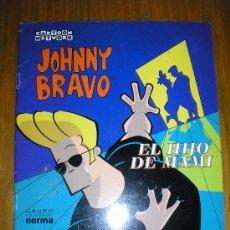 Cómics: CARTOON NETWORK - JOHNNY BRAVO (EL HIJO DE MAMI) - GRUPO NORMA - ARGENTINA - 2002. Lote 37747107