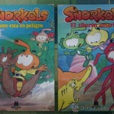 Cómics: SNORKELS NUMEROS 1-2.. Lote 37815252