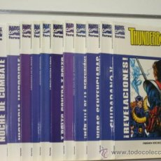 Comics: THUNDERBOLTS VOL. 2 COMPLETA 11 TOMOS FORUM (DISPONIB. NUM. SUELTOS) OFERTA. Lote 140402138