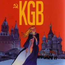 Cómics: LOS DEMONIOS DEL KREMLIN . EL HECHICERO DE BAIKONUR - KGB. Lote 276493938