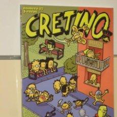Cómics: CRETINO Nº 17 PERSONAJES. Lote 98759083