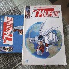 Cómics: MR MAJESTIC 9 NUMEROS COMPLETA. Lote 38006558