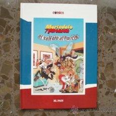 Cómics: MORTADELO. EL SULFATO ATOMICO. EL PAIS. 2005.. Lote 38039011
