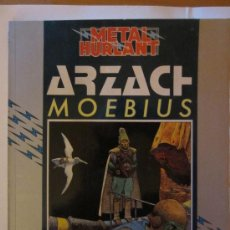 Cómics: ARZACH- MOEBIUS- METAL HURLANT-COL.HUMANOIDES Nº 26. Lote 54414658