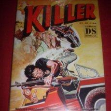 Cómics: COMICS DS - KILLER 1-2-3-4-5-6-7-8 . Lote 38177829