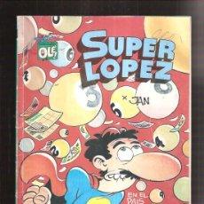 Cómics: SUPER LOPEZ 12. Lote 38203292