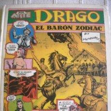 Cómics: DRAGO: EL BARON ZODIAC DE BURNE HOGARTH COL. NOVENO ARTE 1. Lote 38211430