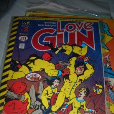 Cómics: LOVE GUN #2 (UNDER-COMIC). Lote 38233561