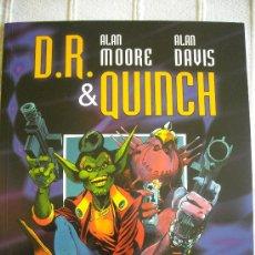 Cómics: D.R. & QUINCH, ALAN MOORE / ALAN DAVIS, DUDE COMICS. Lote 38245401