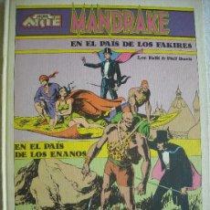 Cómics: MANDRAKE EN EL PAIS DE LOS FAKIRES, COL. NOVENO ARTE Nº 2. Lote 38246150