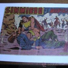 Cómics: SINMIEDO Nº 33 / EL MENSAJE / ACRÓPOLIS ORIGINAL. Lote 38291702