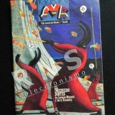 Cómics: RUMBO SUR Nº 5 CÓMIC EL MONTE AÑOS 80 - MINGOTE PALACIOS MIGUEL CALATAYUD JAN BERMEJO ETC - JOYA. Lote 38293687