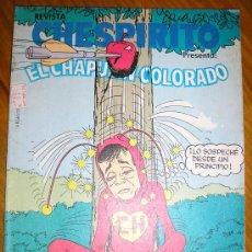 Cómics: REVISTA CHESPIRITO PRESENTA EL CHAPULIN COLORADO - Nº 17 - LEDAFILMS - ARGENTINA - 1987. Lote 38311786