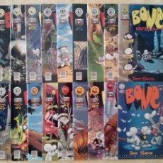 Cómics: BONE - NS. 1 A 17 + ESPECIAL N. 1 - DUDE COMICS. Lote 38321032
