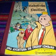 Cómics: COL. ATOMIUM Nº 1 EL TESTAMENTO DE GODOFREDO DE BOUILLON. FREDDY LOMBARD. IARA EDICIONS 1984. . Lote 38444309