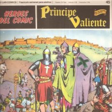 Cómics: PRINCIPE VALIENTE 45. Lote 38467007
