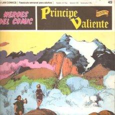 Cómics: PRINCIPE VALIENTE 49. Lote 38467259