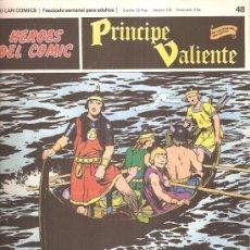 Cómics: PRINCIPE VALIENTE 48. Lote 38467296