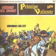 Cómics: PRINCIPE VALIENTE 43. Lote 38467413