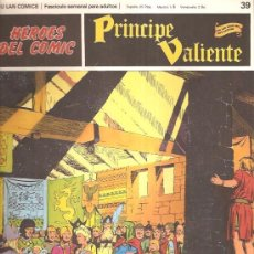 Cómics: PRINCIPE VALIENTE 39. Lote 38467515