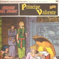 Cómics: PRINCIPE VALIENTE 38. Lote 38467617