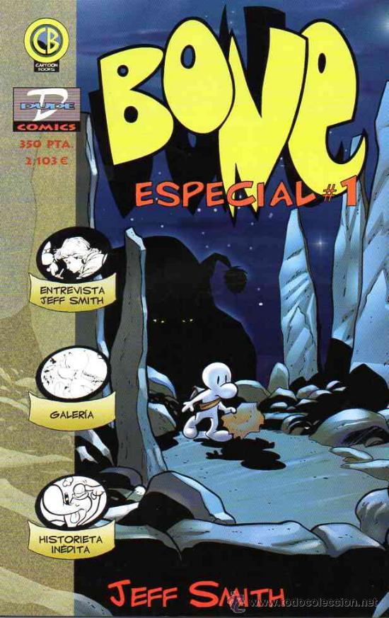 BONE ESPECIAL # 1 (DUDE COMICS,1999) - JEFF SMITH (Tebeos y Comics - Comics otras Editoriales Actuales)