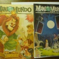 Cómics: LOTE MINI MUNDO SEMANARIO JUVENIL- 58-66 DE 1995. Lote 38506335