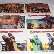 Cómics: EL HOMBRE ENMASCARADO (EDICIONES B.O.)DE LEE FALK & RAY MOORE.COMPLETA. Lote 39959963