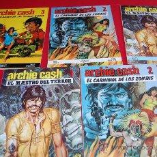 Cómics: ARCHIE CASH EDITORIAL RASGOS.. Lote 38533978