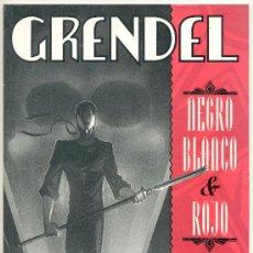 Cómics: COMIC GRENDEL - NEGRO BLANCO & ROJO. Lote 38743840