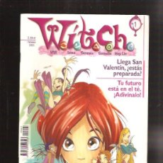 Cómics: WITCH 1. Lote 211655786