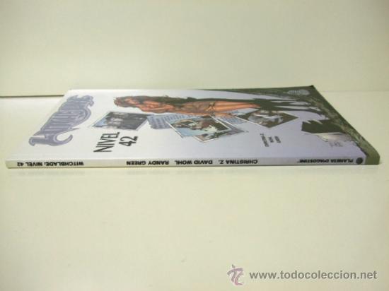 Cómics: LOTE CÓMICS WITCHBLADE 1 AL 25 - WORLD COMICS IMAGE + EL CASO PERONI + NIVEL 42 - PLANETA DEAGOSTINI - Foto 17 - 33565431