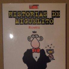 Cómics: HISTORIAS DE MIGUELITO. ROMEU. EL PAÍS.. Lote 38854164