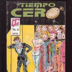 Cómics: TIEMPO CERO Nº 6 / ALAN MOORE. Lote 38854878