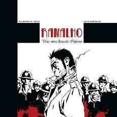 Cómics: RAMALHO : UNA MINA LLAMADA INFIERNO DE ALEJANDRO M. GALLO Y JULIO CANGIALOSI DOLMEN EDITORIAL . Lote 38867631