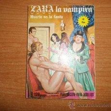 Cómics: ZARA LA VAMPIRA Nº 18 ELVIBERIA 1976 . Lote 38983410