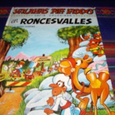 Comics : YALAHAS PIFF IADDO ESPÍA COLEGIADO EN RONCESVALLES. EDITIONS DE SAXE 1978.. Lote 38953935