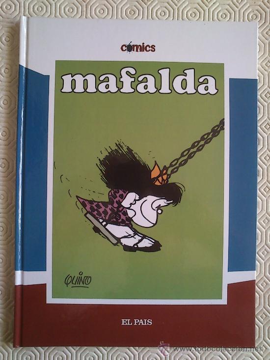 MAFALDA DE QUINO (Tebeos y Comics - Comics otras Editoriales Actuales)