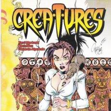 Cómics: CREATURES. 1 AL 4. COMPLETA. DUDE COMICS. Lote 39041247