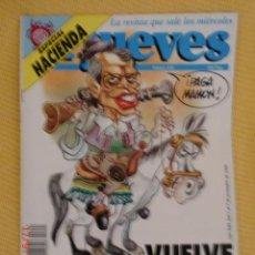 Cómics: EL JUEVES Nº 649 1989. Lote 39088747