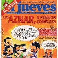 Cómics: EL JUEVES. LOTE DE 10 NUMEROS: 1003,1010,1013,1023,1074,1075,1076,1077,1078,1079.(Y SUELTOS). Lote 39113040
