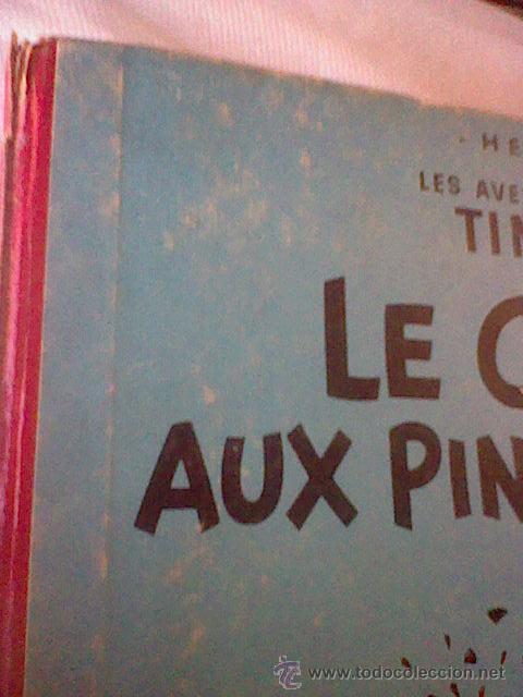 Cómics: LES aventures TINTIN Le Crabe Aux Pinces D´or Casterman EN FRANCES *C16 - Foto 6 - 171368639