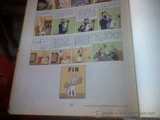 Cómics: LES aventures TINTIN Le Crabe Aux Pinces D´or Casterman EN FRANCES *C16 - Foto 11 - 171368639